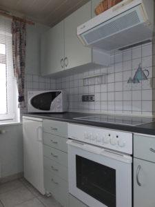 Ferienwohnung Küche 01