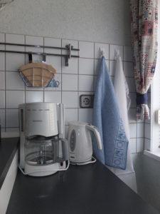 Ferienwohnung Küche 04