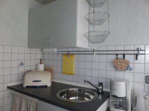 Ferienwohnung Küche 05