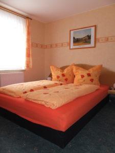 Ferienwohnung Schlafzimmer 01