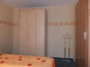 Ferienwohnung Schlafzimmer 03