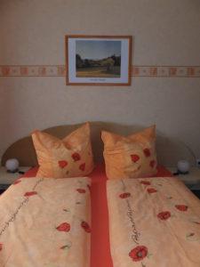 Ferienwohnung Schlafzimmer 04